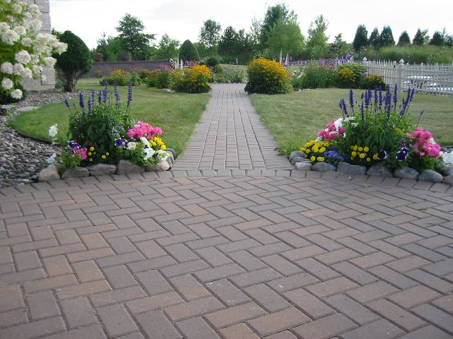Patio, Walkways And Firepits Gallery