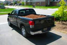 mulch-truck